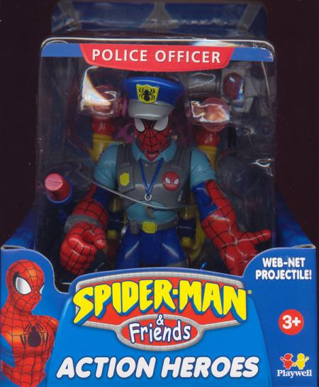 Police Officer Spider-Man