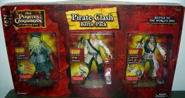 Pirate Clash Battle Pack Battle End world
