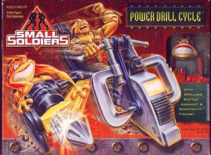 Power Drill Cycle