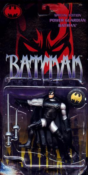 Power Guardian Batman Warner Brothers Exclusive action figure