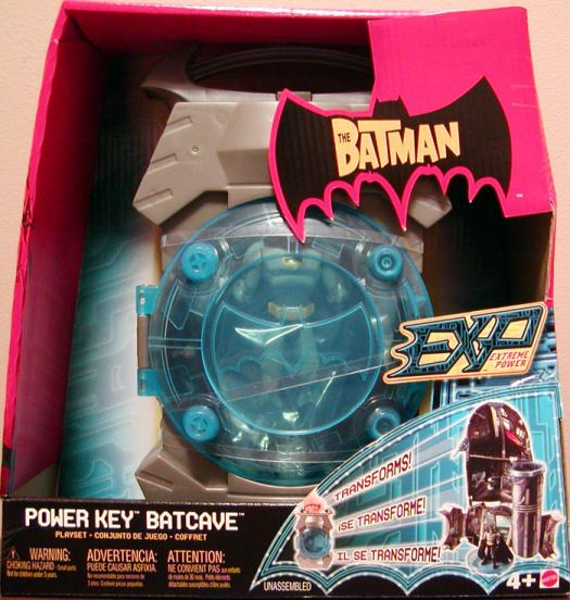 Power Key Batcave EXP