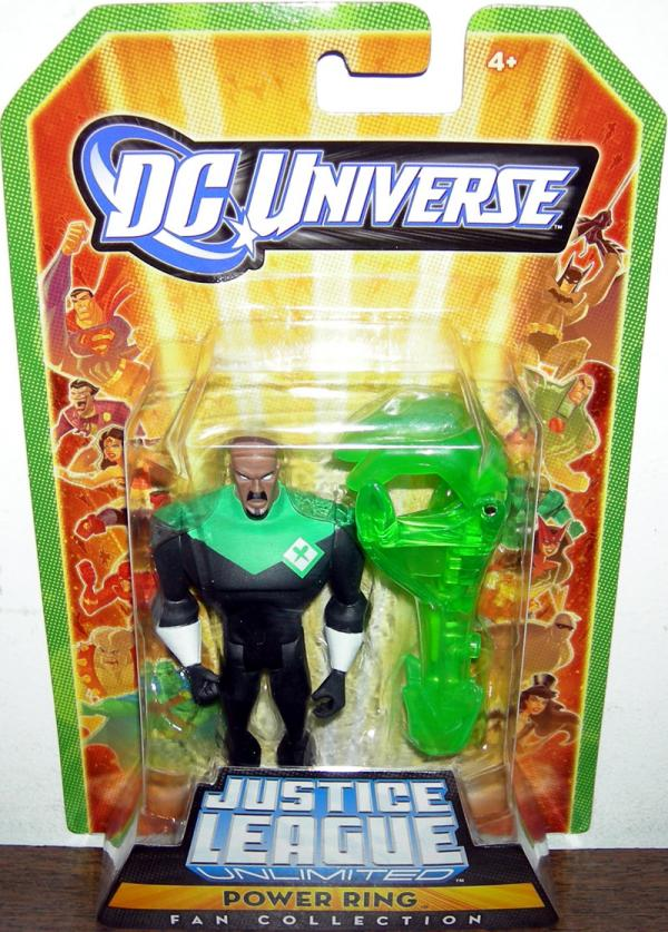 Power Ring Fan Collection