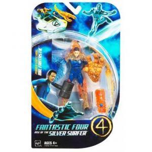 Power Switching Mr Fantastic Figure Movie Hasbro