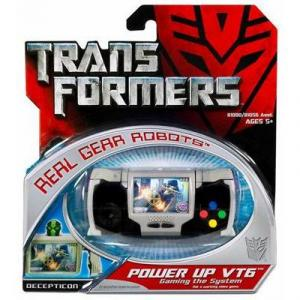 Power Up VT6 Movie Real Gear