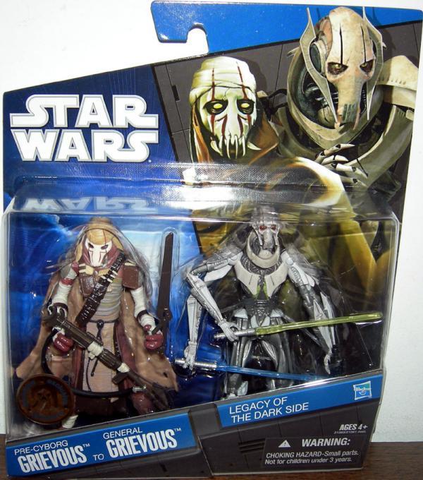 Pre-Cyborg Grievous General Grievous