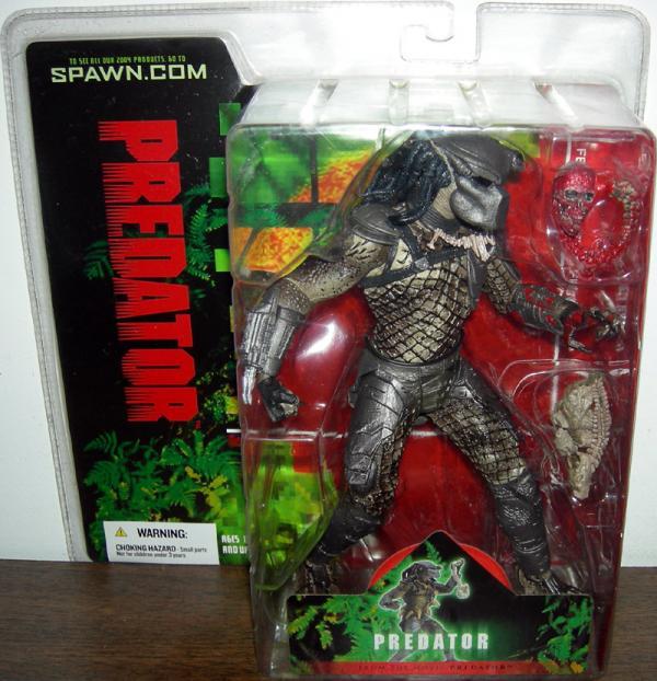 Predator bloody