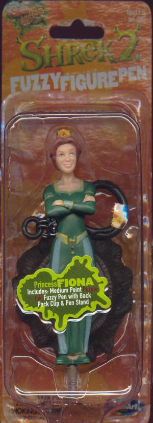 Princess Fiona Fuzzy Figure Pen