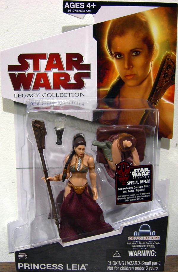 Princess Leia BD17 Figure Star Wars Hasbro