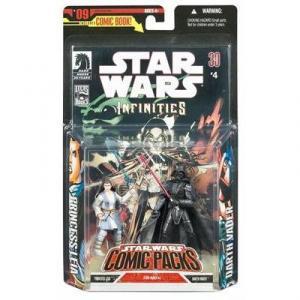 Princess Leia Darth Vader Comic Packs