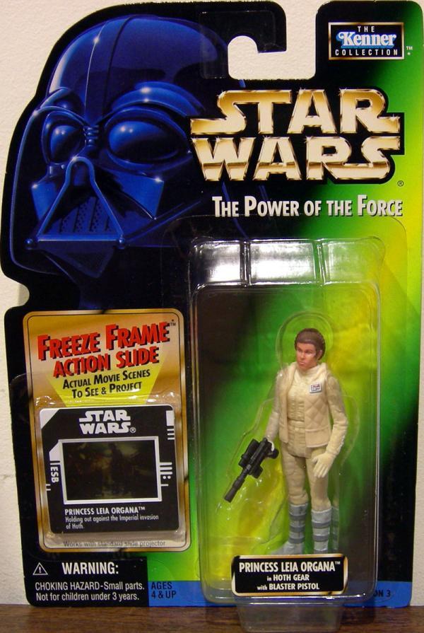 Princess Leia Organa Hoth Gear freeze frame