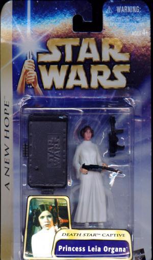 Princess Leia Organa Death Star Captive