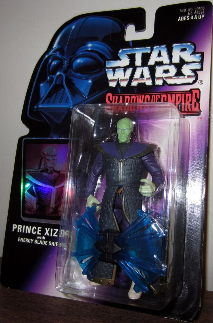 Prince Xizor Action Figure Shadows Empire Star Wars