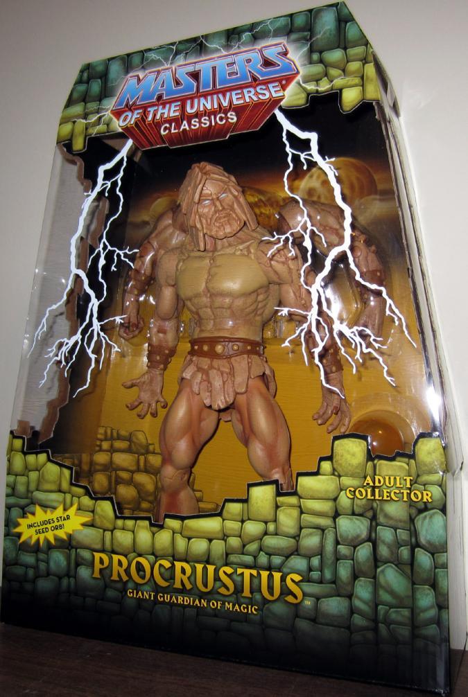 Procrustus Figure Masters Universe Classics Mattel