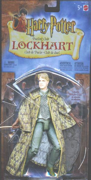 Professor Lockhart Dueling