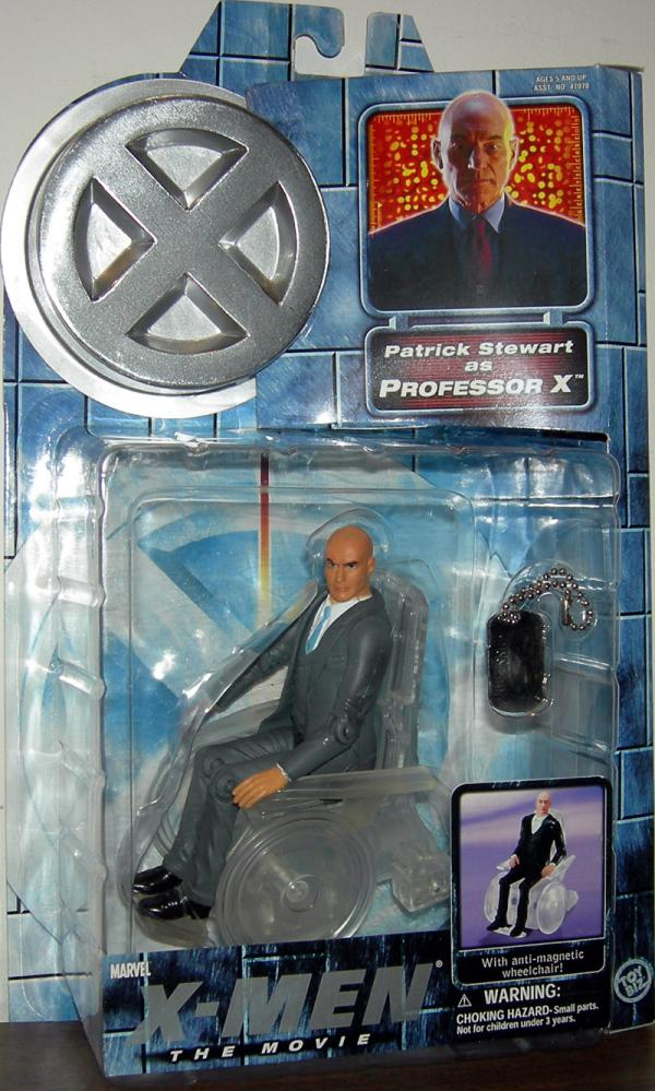 Professor X-Men Movie Series 2 Action Figure Toy Biz