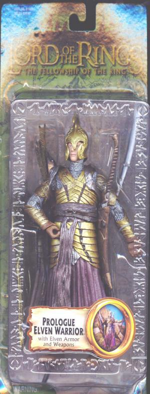 Prologue Elven Warrior Trilogy