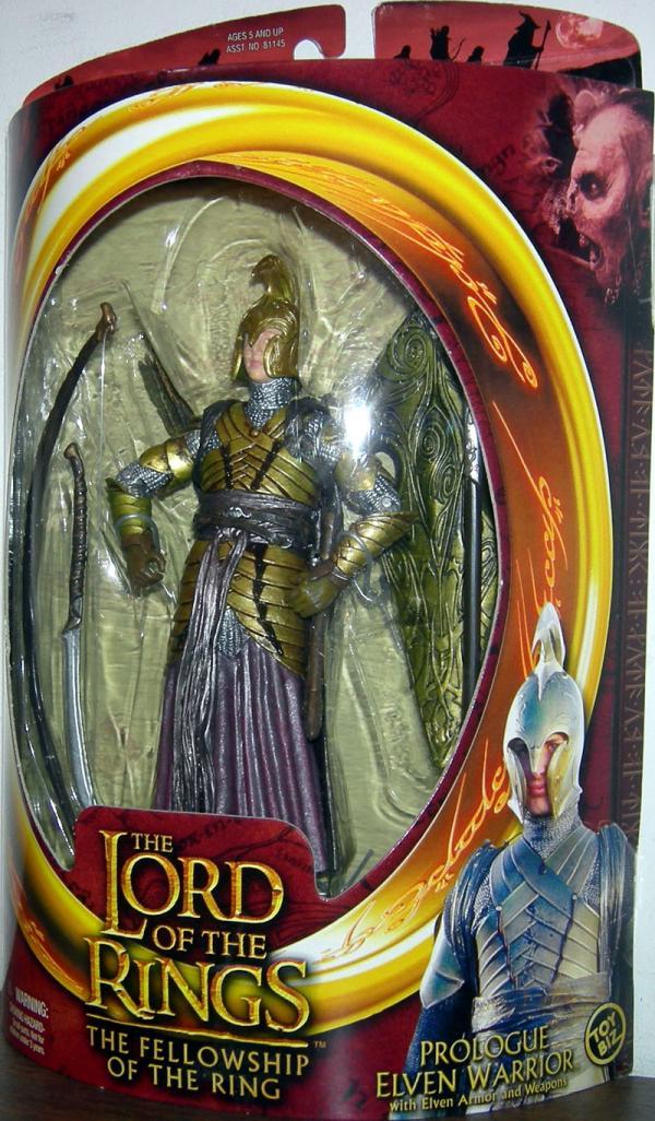 Prologue Elven Warrior FOTR, red box