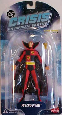 Psycho Pirate Crisis Infinite Earths