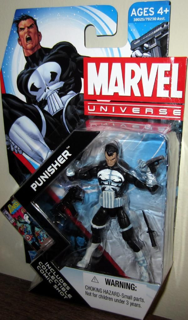 Punisher Marvel Universe, series 4, 013