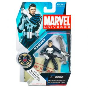 Punisher Marvel Universe