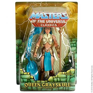 Queen Grayskull Action Figure Masters of the Universe Classics