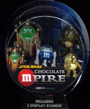 Queen Amidala, C-3PO R2-D2 mPire