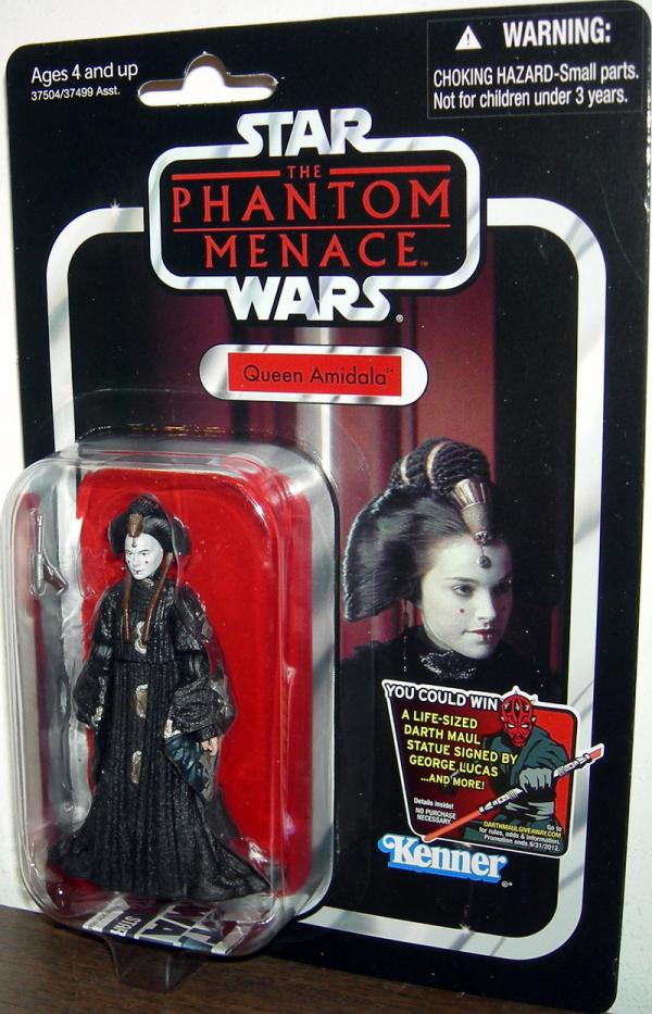 Queen Amidala VC84 Star Wars Phantom Menace action figure