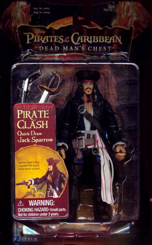 Quick Draw Jack Sparrow