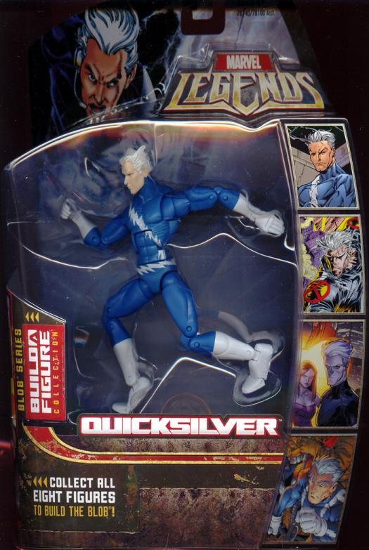 Quicksilver Figure Marvel Legends Blob Series Hasbro