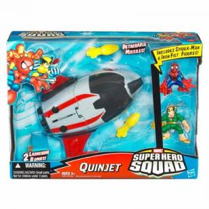 Quinjet Super Hero Squad