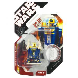 R2-B1 30th Anniversary Coin Star Wars action figure