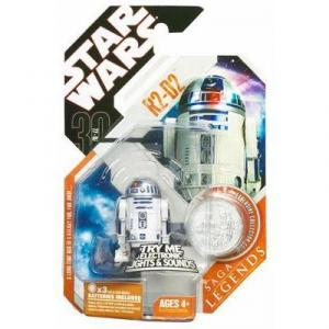 R2-D2 30th Anniversary Saga Legends Star Wars action figure