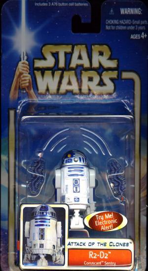 R2-D2 Coruscant Sentry