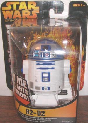 R2-D2 Super Deformed Figure Star Wars Revenge Sith action figure
