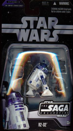 R2-D2 Saga Collection, 010
