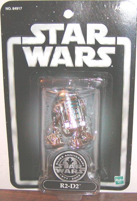 R2-D2 Silver Anniversary