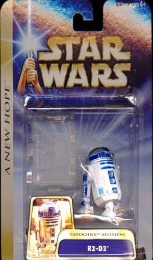 R2-D2 Tatooine Mission