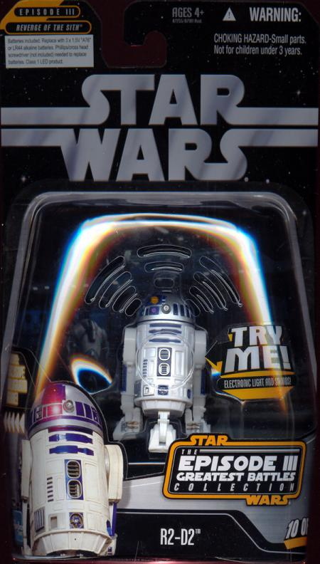 R2-D2 Episode III Greatest Battles Collection, 10 14