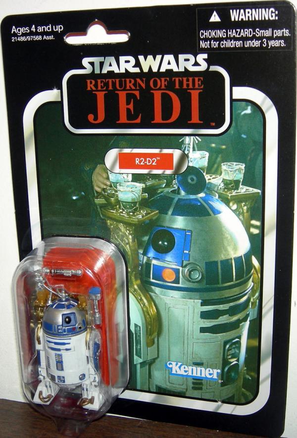 R2-D2 VC25 Star Wars Return Jedi action figure