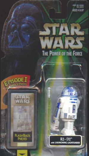 R2-D2 FlashBack Photo