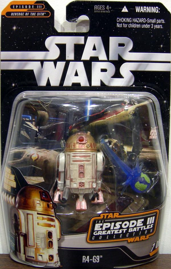 R4-G9 Episode III Greatest Battles Collection, 7 14
