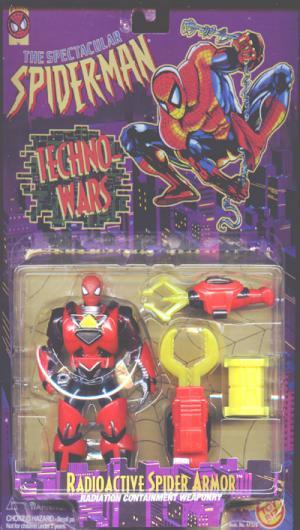 Radioactive Spider Armor Spider-Man