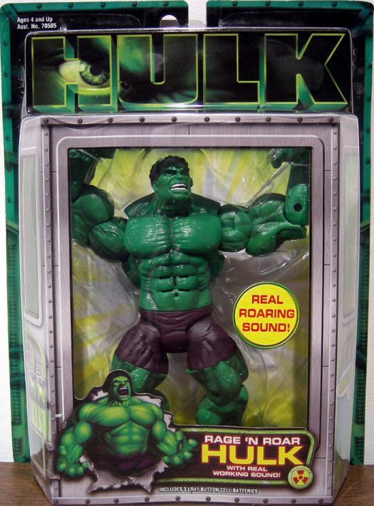 Rage N Roar Hulk movie