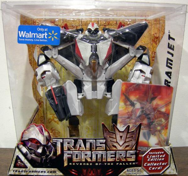 Ramjet Voyager Class Action Figure Walmart Exclusive Transformers