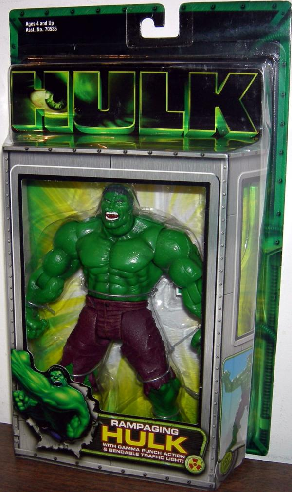 Rampaging Hulk movie