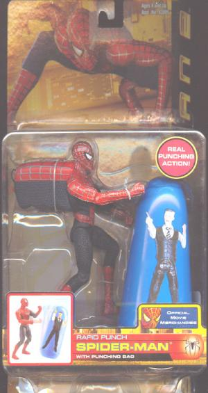 Rapid Punch Spider-Man 2