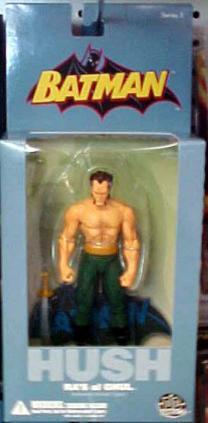 Ras Al Ghul Figure Hush Series 3 Batman DC Direct