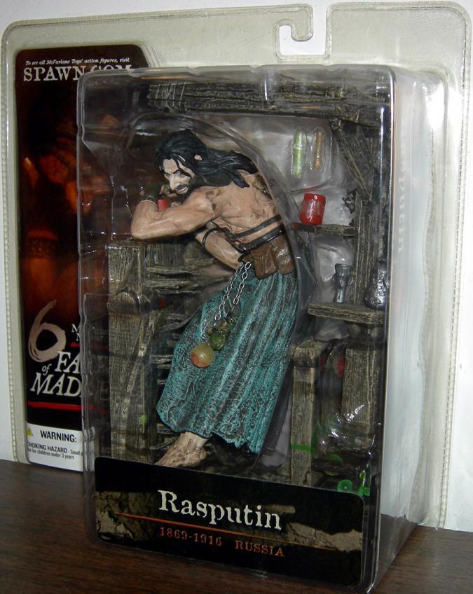 Rasputin McFarlane