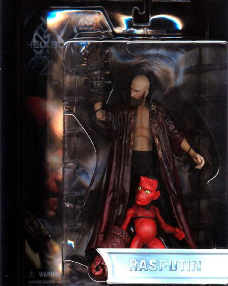 Rasputin Hellboy