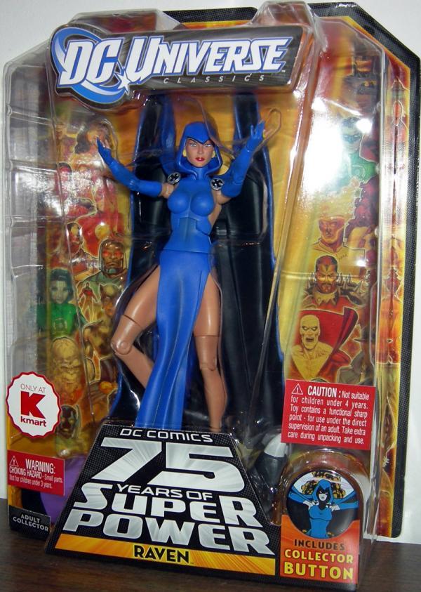 Raven DC Universe